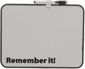 3a Qy528 Whiteboard 27x21 Cm With Pen
