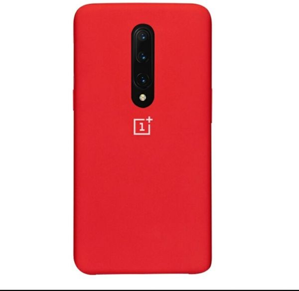 Oneplus 7 Pro silicon back cover case