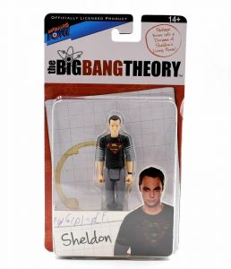 The Big Bang Theory PENNY 3 3//4-Inch Action Figure NEW /& IN STOCK Bif Bang Pow