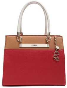 Guess Bag For Women Red Multi