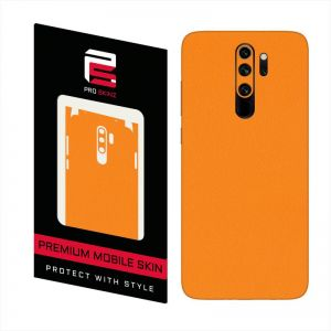 Xiaomi Redmi Note 8 Pro Skin Protection Orange Buy Online Skins Decals At Best Prices In Egypt Souq Com
