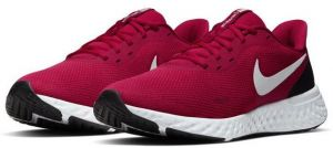 esposa popurrí De hecho  Nike Revolution 5 Sneaker for Men , Size 41 EU , Red : Buy Online Athletic  Shoes at Best Prices in Egypt | Souq.com