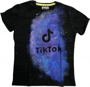 Kidoh Hand Painted T Shirt Girls Tik Tok Buy Online Tops At Best Prices In Egypt Souq Com