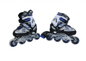 Printed Skate Shoes for Children