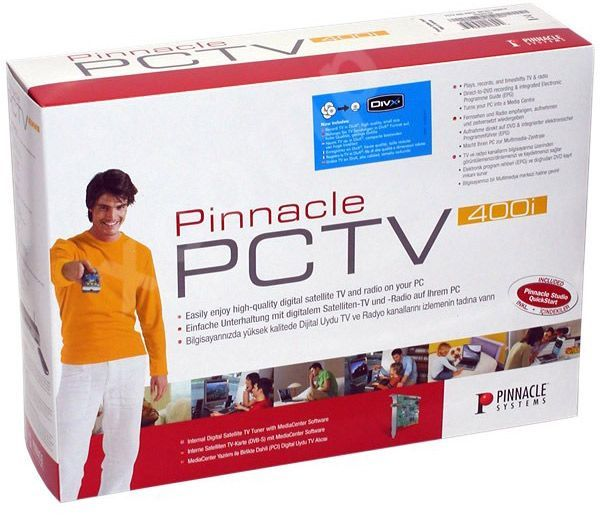 driver pinnacle pctv 400i