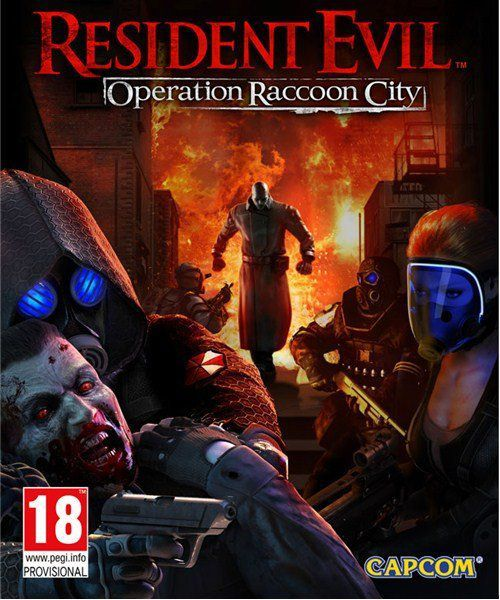 Resident Evil Operation Raccoon City By Capcom - PlayStation 3